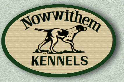 Nowwithem Kennel Sign